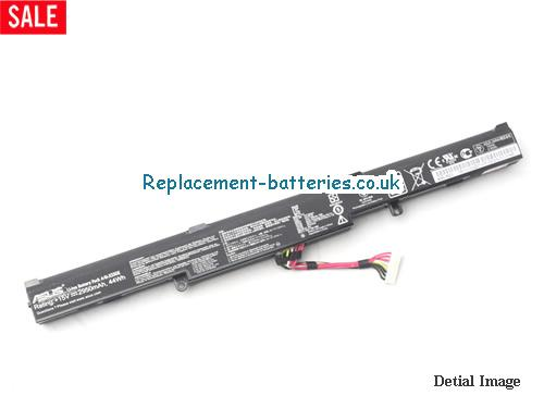 image 2 for  K550E laptop battery