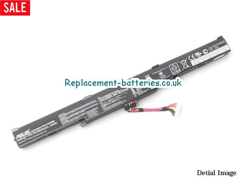 image 5 for  K550E laptop battery