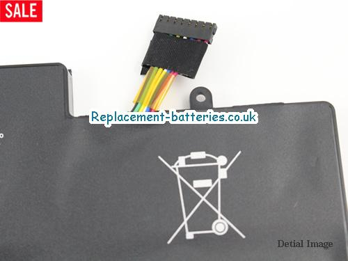 image 2 for  New C23-UX31 C22-UX31 Replacement Battery For Asus ZENBOOK UX31 UX31E UX31E-DH72 Laptop In United Kingdom And Ireland laptop battery