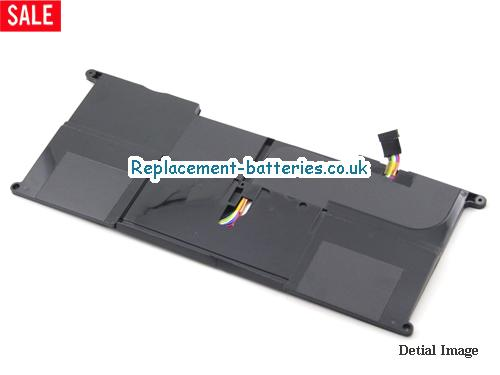 image 4 for  Replacement C23-UX21 Battery For ASUS Zenbook UX21 UX21E Series 35Wh In United Kingdom And Ireland laptop battery