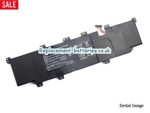 image 1 for  VIVOBOOK S400E3317CA laptop battery