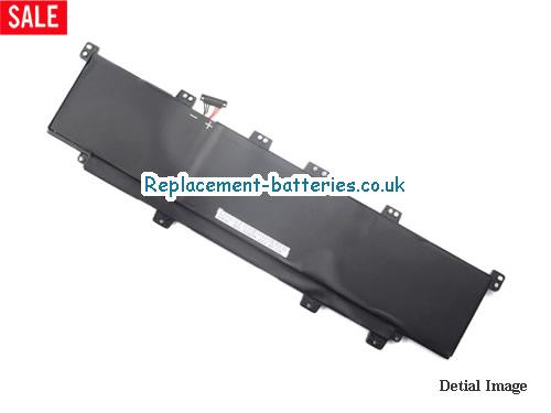 image 4 for  VIVOBOOK S400E3317CA laptop battery