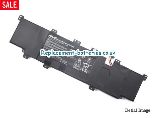 image 5 for  VIVOBOOK S400E3317CA laptop battery