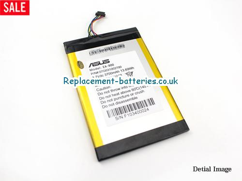 image 1 for  EA-800L laptop battery