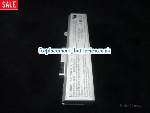 image 3 for  PST 3800#8162 SCUD laptop battery
