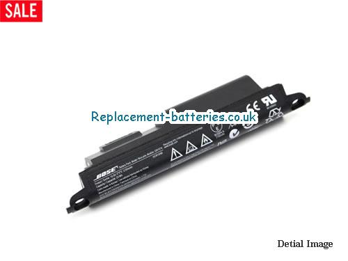 image 1 for  New Genuine BOSE SOUNDLINK 330107 330107a 359498 Bluetooth Wireless Speaker Battery 3cell In United Kingdom And Ireland laptop battery