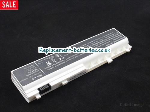 image 1 for  Benq SQU-409 JoyBook S52 JoyBook S52E JoyBook S53 JoyBook S31 JoyBook T31 Series Battery White In United Kingdom And Ireland laptop battery