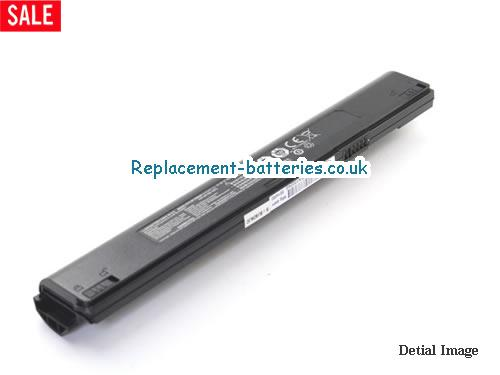 image 2 for  6-87-M110S-4DF2 laptop battery