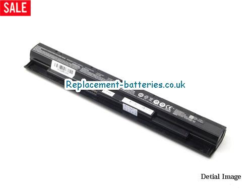 image 1 for  Genuine Clevo N750BAT-4 Battery 6-87-N750S-31C00 14.4v 31Wh In United Kingdom And Ireland laptop battery