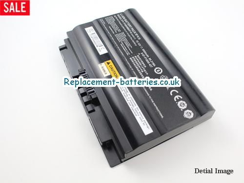 image 2 for  6-87-P180S-427 laptop battery