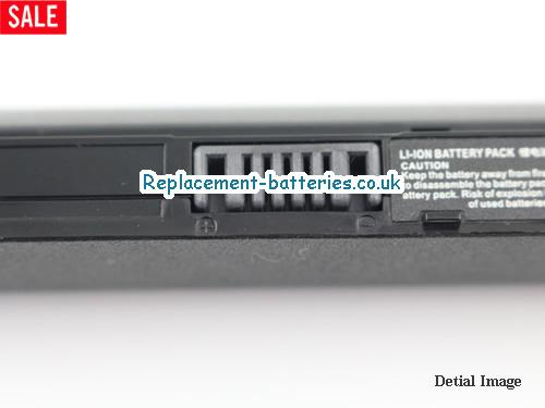 image 3 for  W950BAT-4 laptop battery