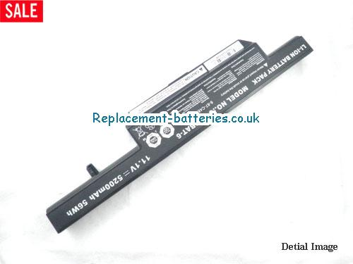 image 2 for  6-87-C480S-4P42 laptop battery