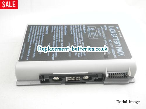 image 5 for  DESKNOTE PORTANOTE D610S laptop battery