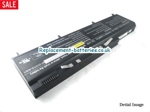 image 3 for  PORTANOTE D750W SERIES laptop battery