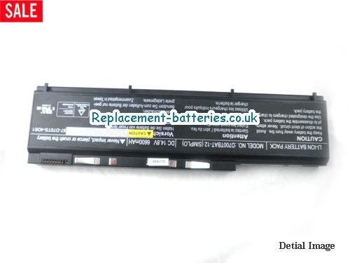 image 5 for  PORTANOTE D750W SERIES laptop battery