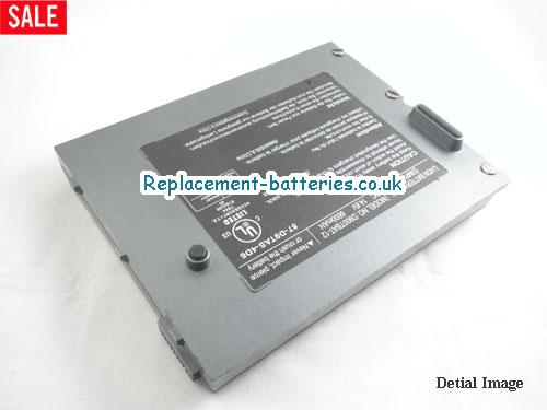 image 2 for  PORTANOTE D900T laptop battery