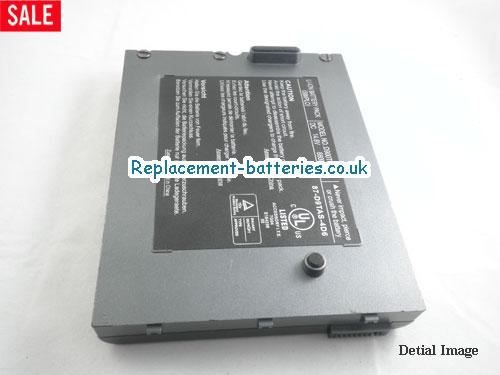 image 4 for  PORTANOTE D900T laptop battery