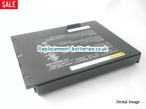 image 2 for  PORTANOTE D9C laptop battery