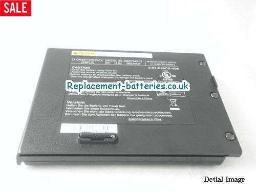 image 5 for  PORTANOTE D9C laptop battery