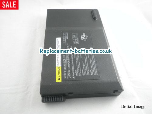 image 4 for  MOBINOTE M450C laptop battery