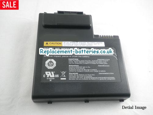 image 2 for  M570R SERIES laptop battery