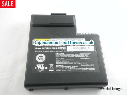 image 2 for  M560 SERIES laptop battery