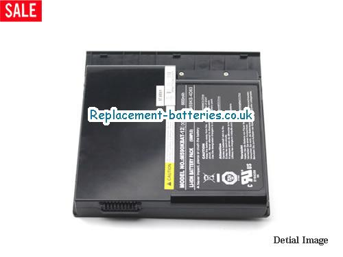 image 4 for  6-87-M59KS-4K62 laptop battery
