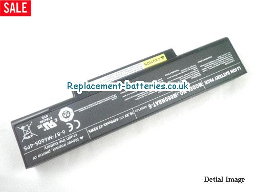 image 2 for  M662 laptop battery