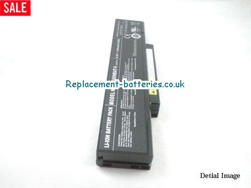 image 3 for  M662 laptop battery