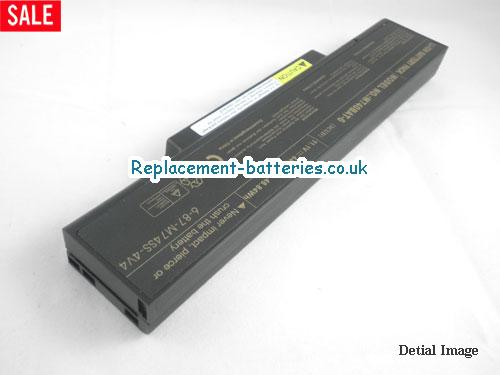 image 2 for  M740K laptop battery