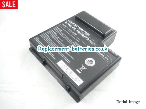 image 1 for  M860BAT-8(SIMPLO) laptop battery