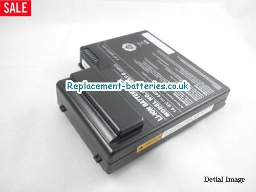 image 2 for  M860BAT-8(SIMPLO) laptop battery