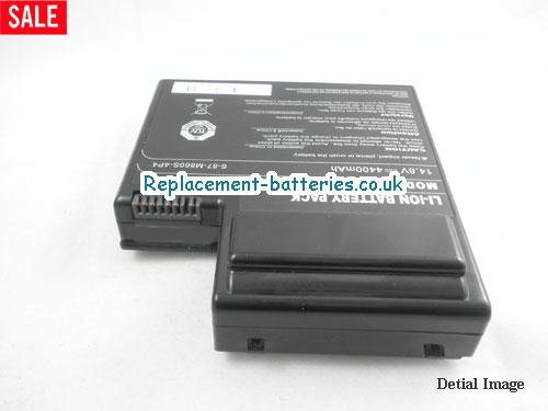 image 4 for  M860BAT-8(SIMPLO) laptop battery