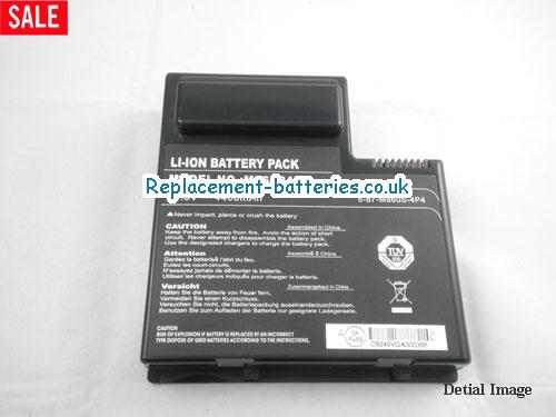 image 5 for  M860BAT-8(SIMPLO) laptop battery