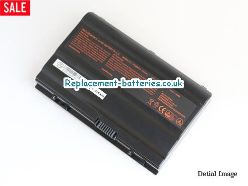 image 2 for  P751 laptop battery