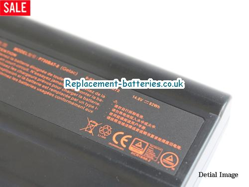 image 3 for  P751 laptop battery