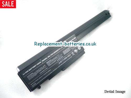 image 1 for  6-87-T12RS-4D41 laptop battery