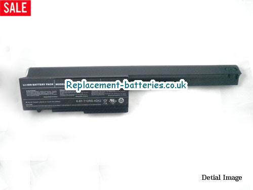 image 5 for  6-87-T12RS-4D41 laptop battery