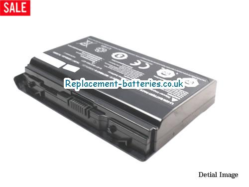 image 1 for  6-87-W37SS-427 laptop battery