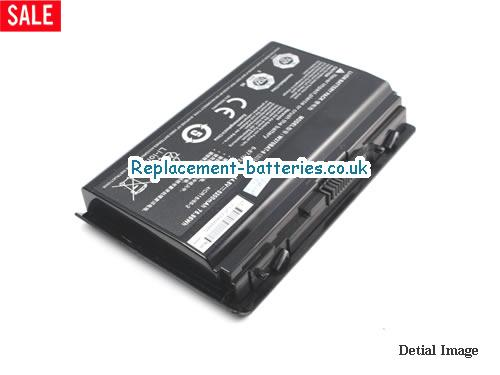image 2 for  6-87-W37SS-427 laptop battery
