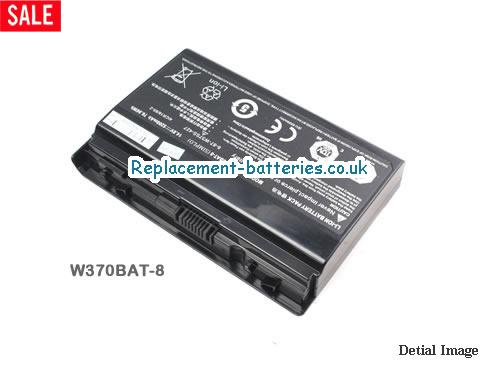 image 3 for  6-87-W37SS-427 laptop battery
