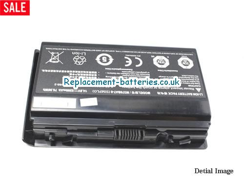 image 5 for  6-87-W37SS-427 laptop battery