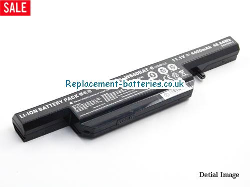 image 1 for  W540BAT-6 laptop battery