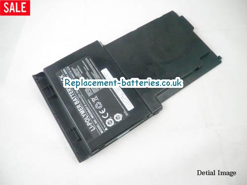 image 1 for  6-87-W83TS-429 laptop battery