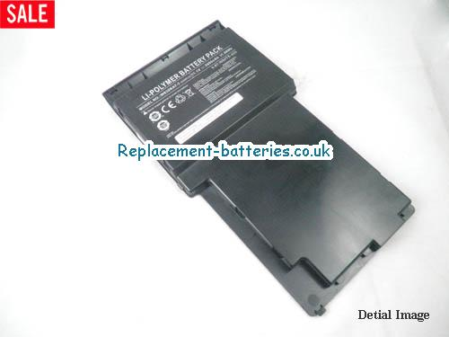 image 3 for  6-87-W83TS-429 laptop battery