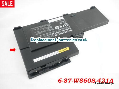 image 1 for  W860CU laptop battery