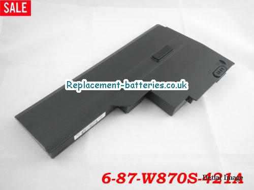 image 3 for  6-87-W870S-421A laptop battery