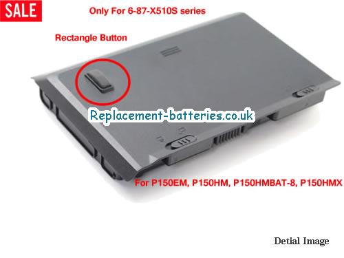 image 5 for  P151 laptop battery
