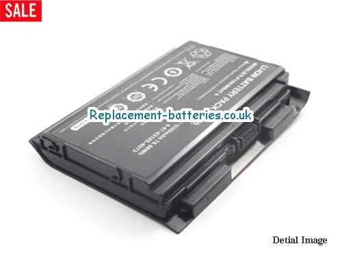 image 2 for  6-87-X510S-4D72 laptop battery