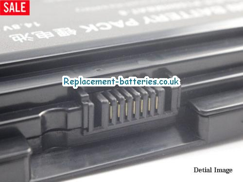 image 4 for  P151 laptop battery